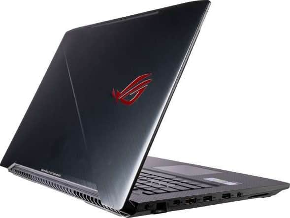 Asus Rog Strix 17.3 Inch FHD Scar Edition Black Laptop