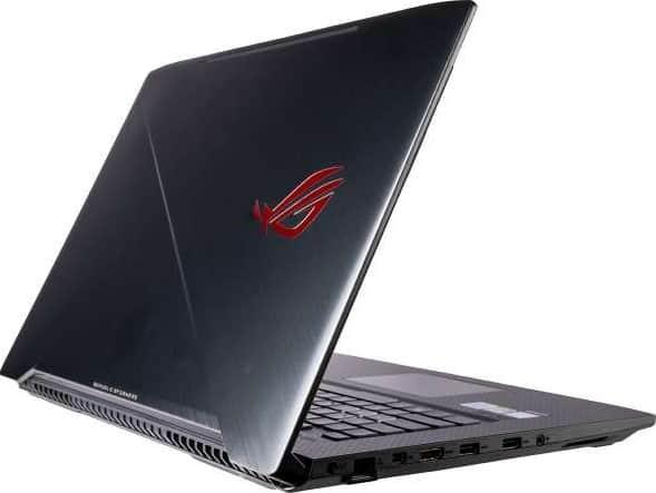 Asus Rog Strix 17.3 Inch FHD Scar Edition Black Laptop
