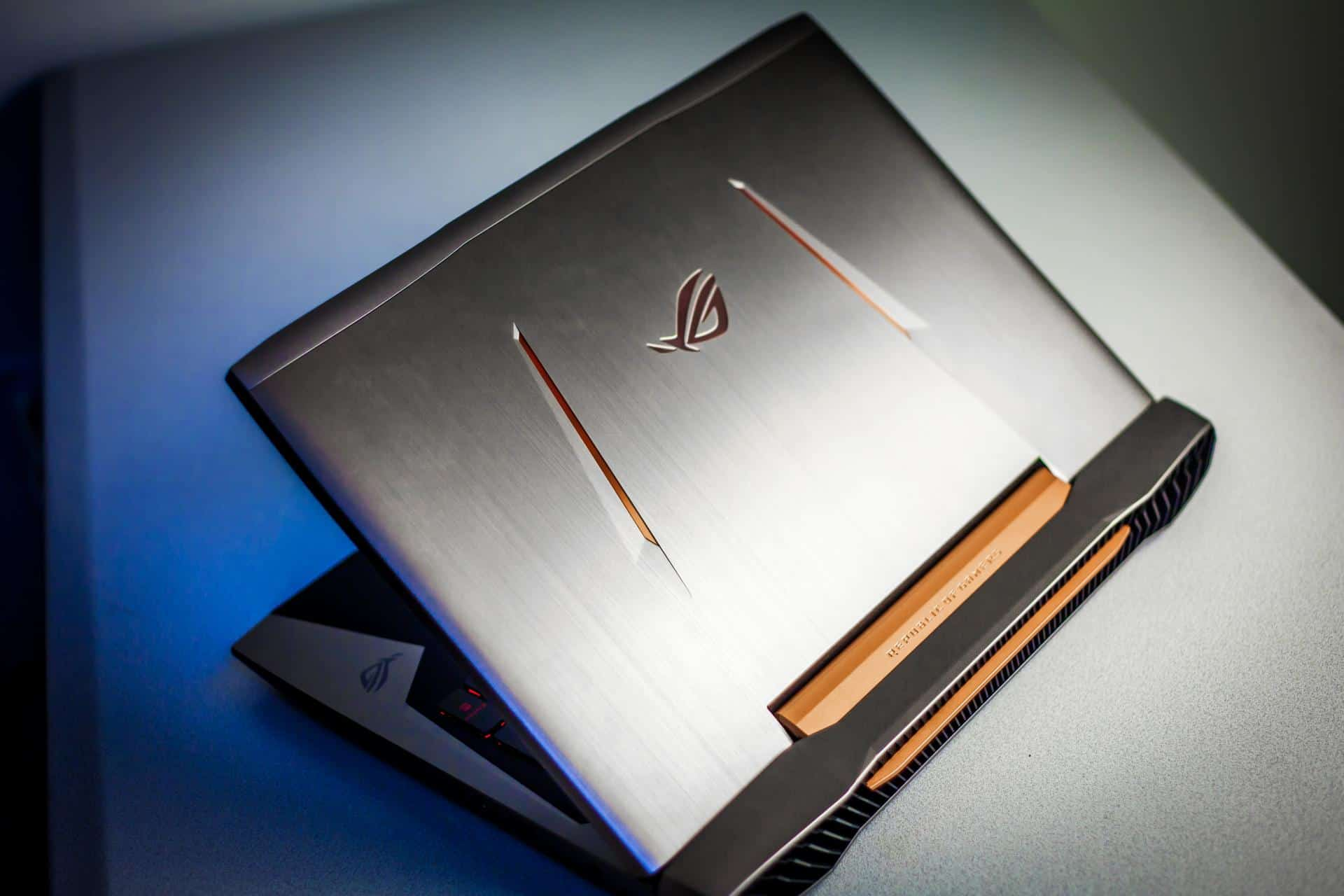 Asus Rog 17.3 Gaming Laptop i7 32gb GTX 1070oc Edition Review