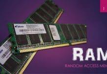RAMRANDOM ACCESS MEMORY